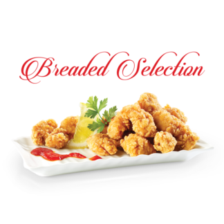 Breaded Selection